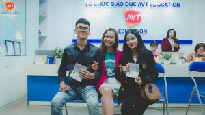 học viên avt lấy visa