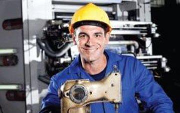 Werkzeuge und Komponenten herstellen. Zum Beispiel: Herstellung von Komponenten für die medizinische Industrie, Kommunikations-, Mess- und Prüfgeräte